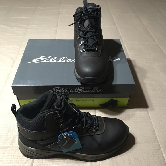 ce8cfddfcd1 Eddie Bauer Hiking Boots Size 12 Boutique